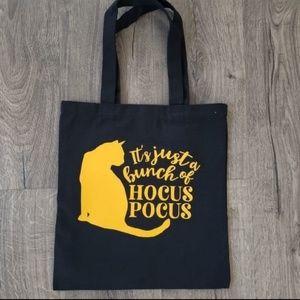 Other - Hocus Pocus tote bag